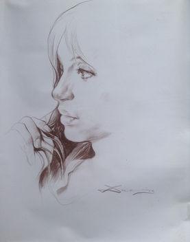 Portrait-IV - Free image #288339