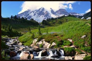 Mount Rainier - image #289449 gratis