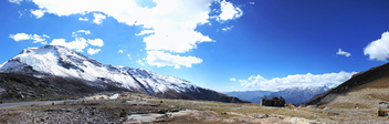 A Panorama @ Rohtang Pass - Free image #289879