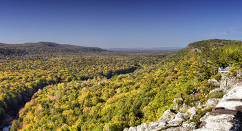 View from Porcupine Mountain - Kostenloses image #290199