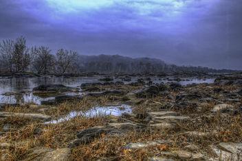 Potomac Rocky Shore - image gratuit #290219