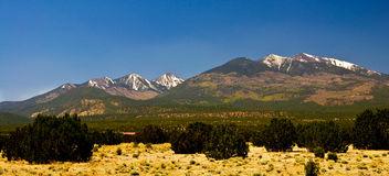 mountain peaks - Free image #290229