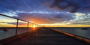 Flinders Sunrise - image #291499 gratis