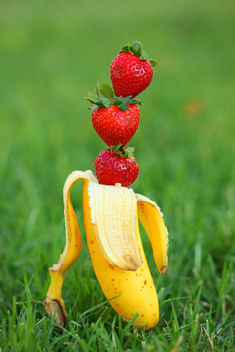 The Elusive Strawberry Banana - image gratuit(e) #291699