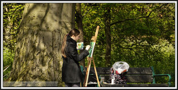P1170403 Artist..Carshalton 10.04.14.. - бесплатный image #291739