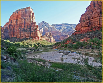 Angel's Landing, Lower Trail 5-1-14e - image gratuit #291749