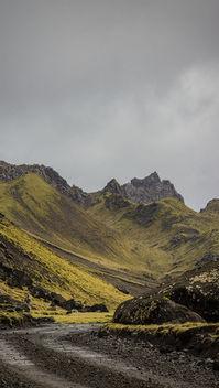 Road to Djupavatn - Free image #291969