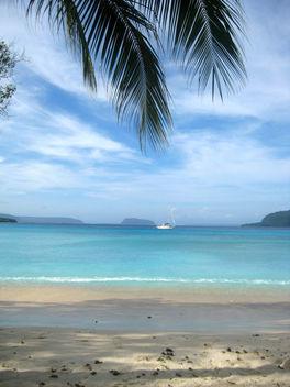View of Lonnoc Beach, Vanuatu - Free image #294459