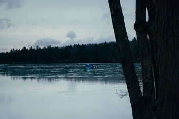 Frozen Lake - image gratuit #295509