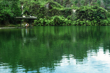 Sacred Lake - Free image #296039