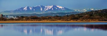 Panorama canigou - image gratuit #296259