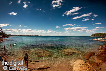 shelley beach - image gratuit #296419