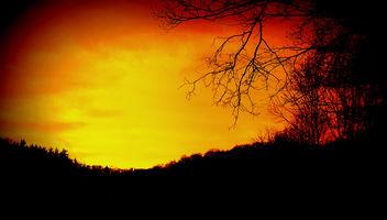 Sunset - Free image #296649
