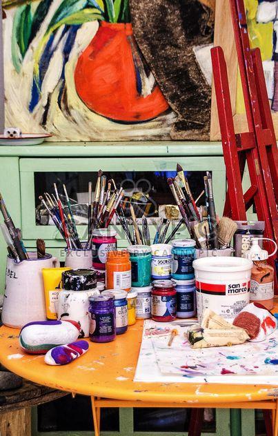 Мастерская художника - бесплатный image #297499