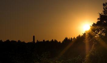 sunset X - Kostenloses image #298999