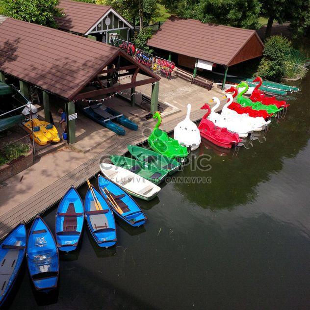 Boote zu mieten um ein Bootshaus am Fluss Avon - Kostenloses image #301639