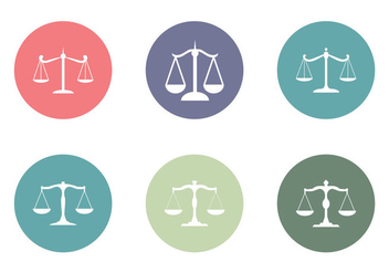 Free Law Office Vector Icon - Kostenloses vector #302109