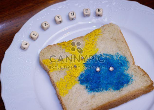 Pintado de pan tostado - image #302519 gratis
