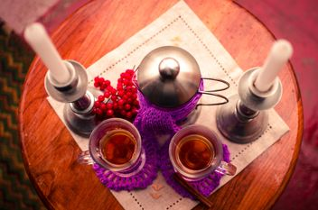 warm tea with cinnamon - бесплатный image #302939