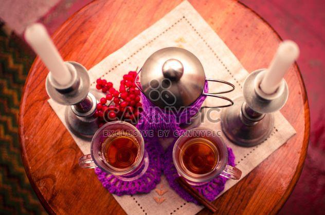 warmen Tee mit Zimt - Kostenloses image #302939