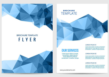 Vector business brochure - Free vector #303129