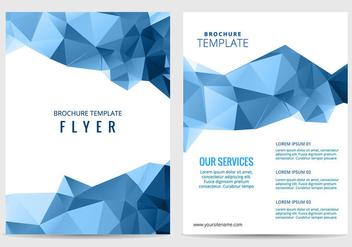 Vector business brochure - Kostenloses vector #303129