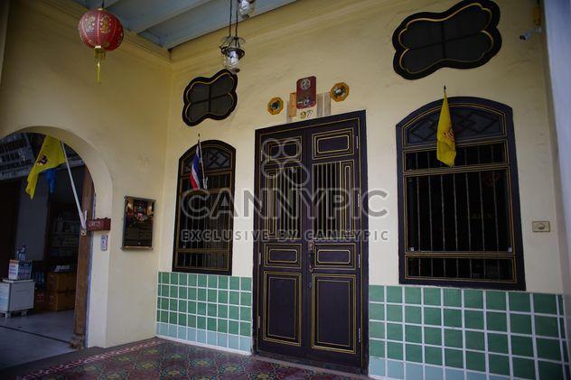 façade de maison ancienne - image gratuit #303989