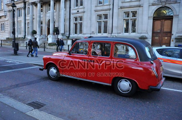 London-Taxi - Kostenloses image #303999