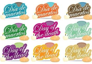 Dia De Muertos - Free vector #304189