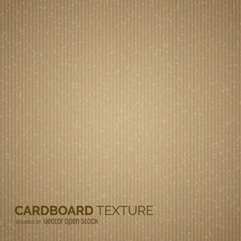 Cardboard Texture - vector gratuit #304329
