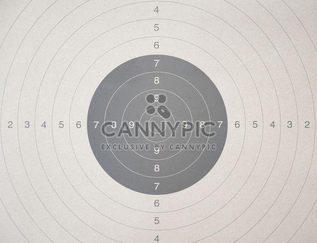Police shooting target - Free image #304589