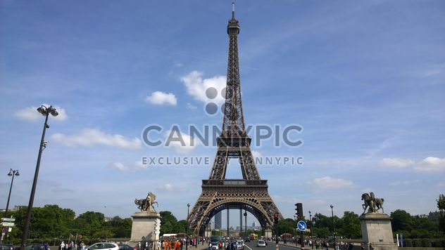 Eiffel Tower - Free image #304769