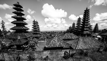 the temple VI (Bali) - Free image #305679