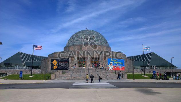 Adler Planetarium - image gratuit #305719