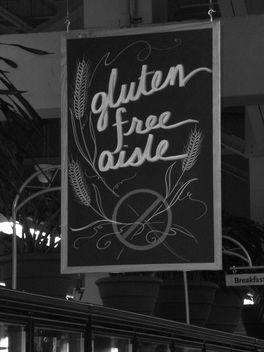 Gluten Free Aisle - Free image #309179