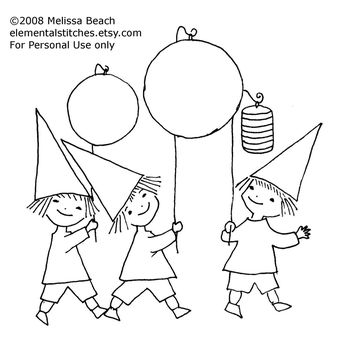 Lantern Parade - Kostenloses image #309809