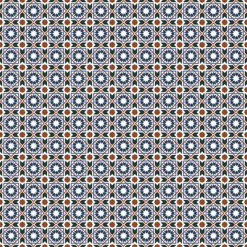 Ceramic Islamic Tiles - image gratuit #309879