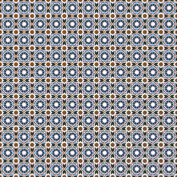 Ceramic Islamic Tiles - Free image #309879