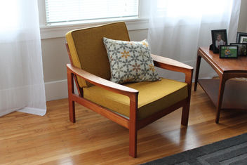 Mid Century Chair - Free image #310119