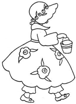 Bonnet Girl - Free image #310299