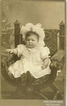 Bonnet Baby - Kostenloses image #310749