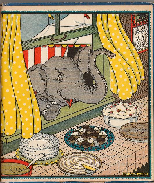 Circus Book-1932 - бесплатный image #311119