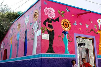 Morlos street stylish store Mexico - Free image #313809