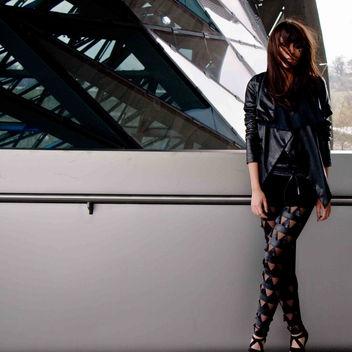 Modelshoot at BMW - Free image #314399