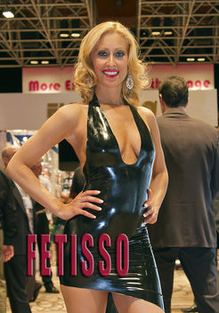 Fetisso Latex Little Black Dress - Free image #314859