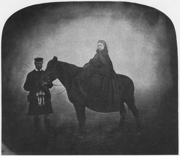 John Brown Leading Queen Victoria's Horse - бесплатный image #316559