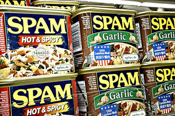 Funny Internet Spam for eMail and Websites is Spicy - image gratuit(e) #317109