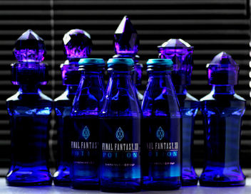 Final Fantasy XII Potion Drink (herb drink?) - image #317159 gratis