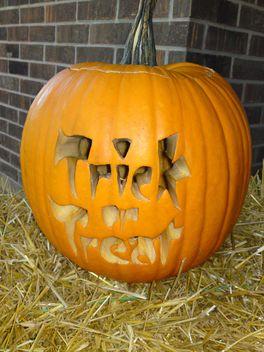 Halloween pumpkin - Kostenloses image #317359