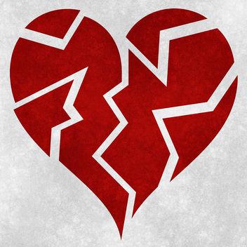 Broken Heart Grunge - Free image #318119
